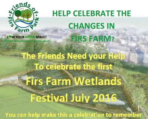 Help celebrate the new Firs Farm on 16th July