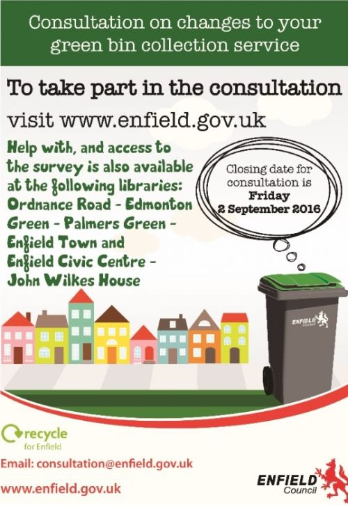 Waste Collection: Consultation now on! - Comment by Basil Clarke