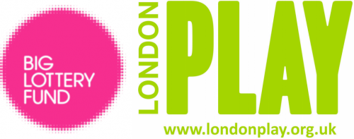 london play plus big lottery fund icons