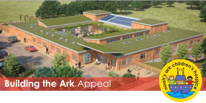 noahs ark childrens hospice artists impression of planned building