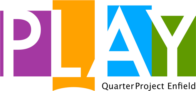 play quarter project enfield logo