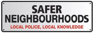 safer neighbourhoods team