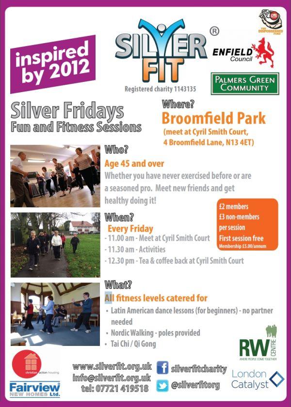 silverfit broomfield park