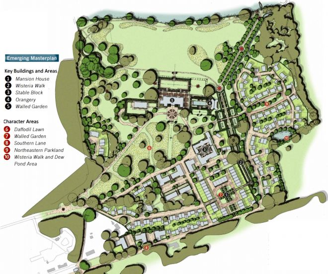 Trent Park owners reveal more detail of their evolving plans
