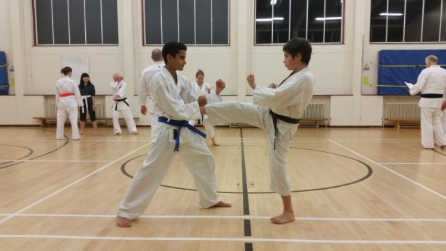 winchmore hill school of karate