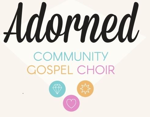 adorned logo choir