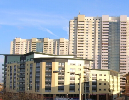 enfield high rise buildings
