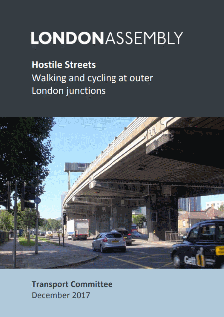 hostile streets report cover