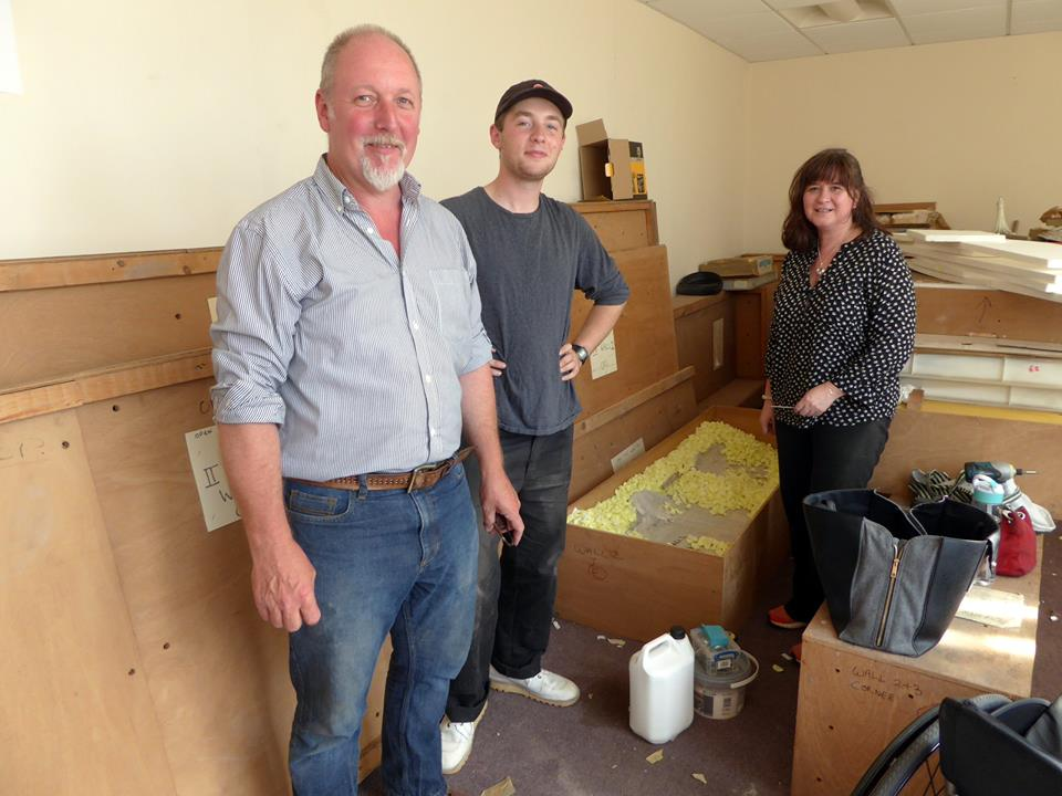 lanscroon mural restorers arte conservation