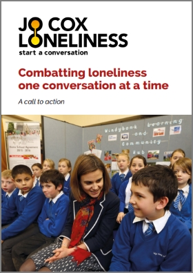 loneliness report cover