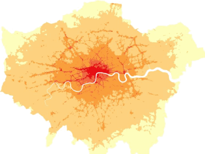 pm2 5 particulates map