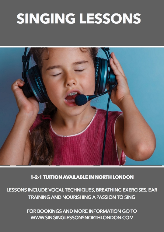 singing lessons north london