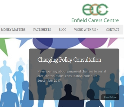 social care charges consultation