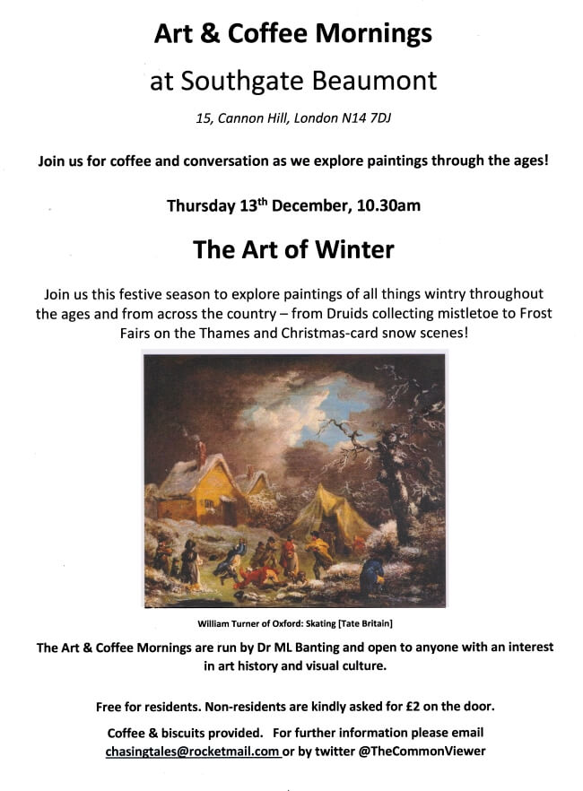 art and coffee dec 2018