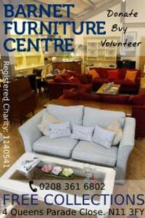 barnet furniture centre ad