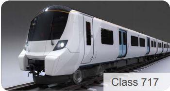 class 717 train