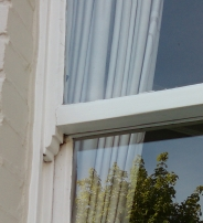 edwardian sash window profile