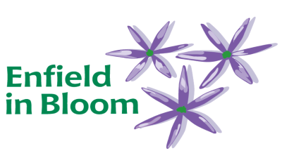 enfield in bloom logo