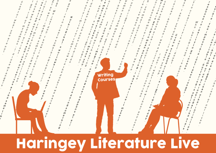 haringey literature live writing classes logo