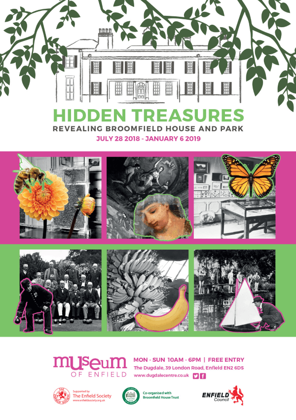 hidden treasures jan 2019