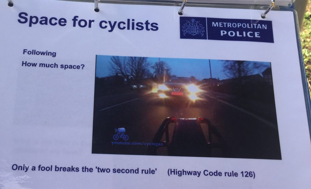 highway code rule 126