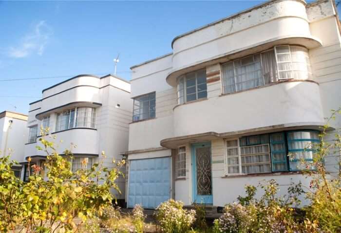 houses in abbotshall avenue southgate modernism in metro land website