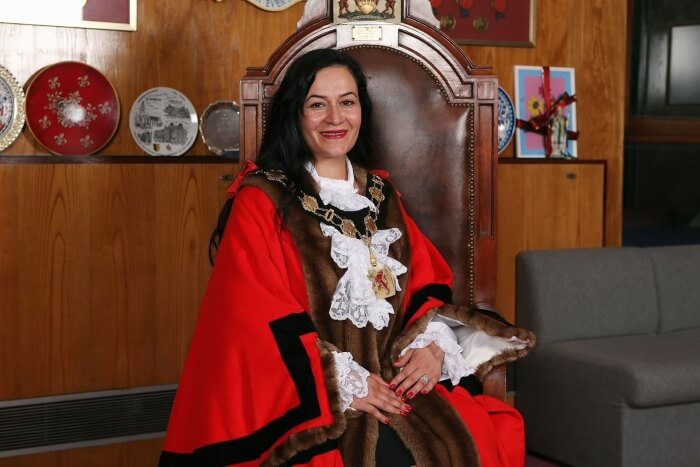 new mayor of enfield