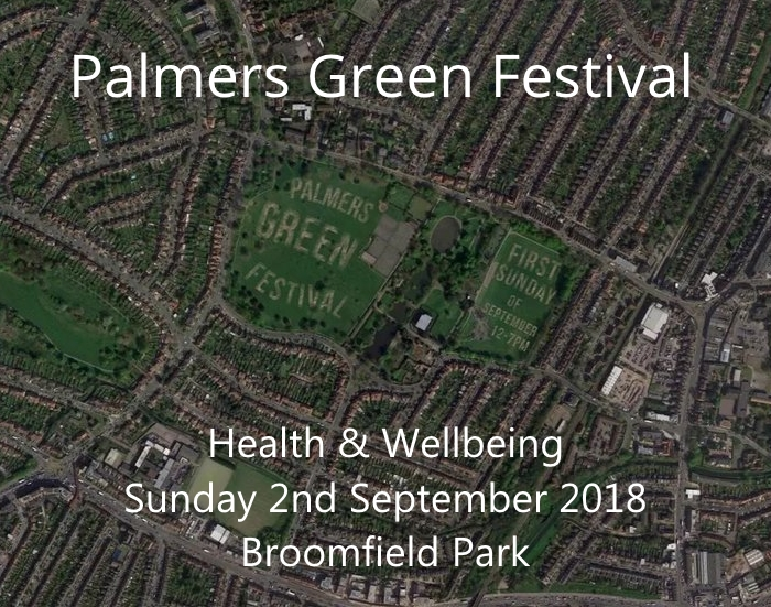 palmers green festival overhead image plus info 1