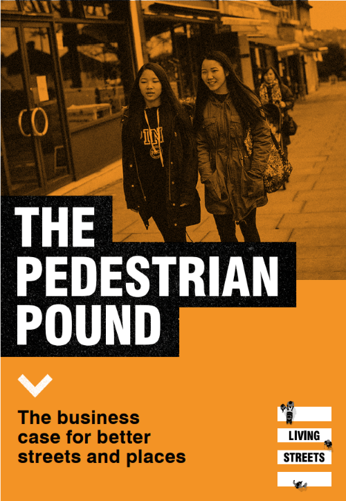 pedestrian pound cover