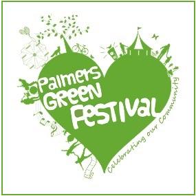 palmers green festival logo