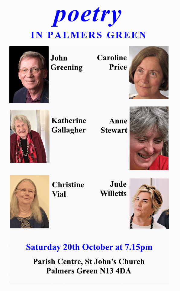 poetry in palmers green oct 2018a