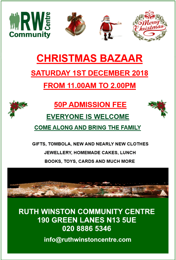 rwc xmas bazaar dec 2018b