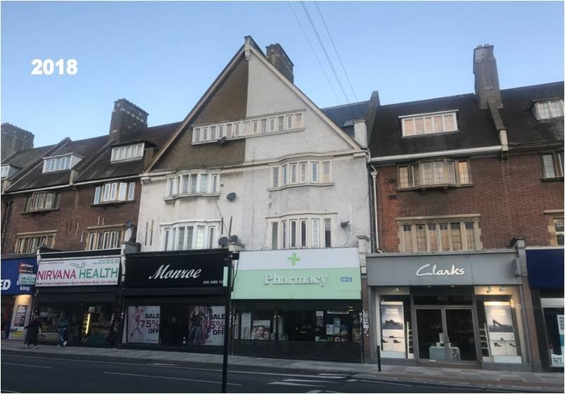 shops in palmers green