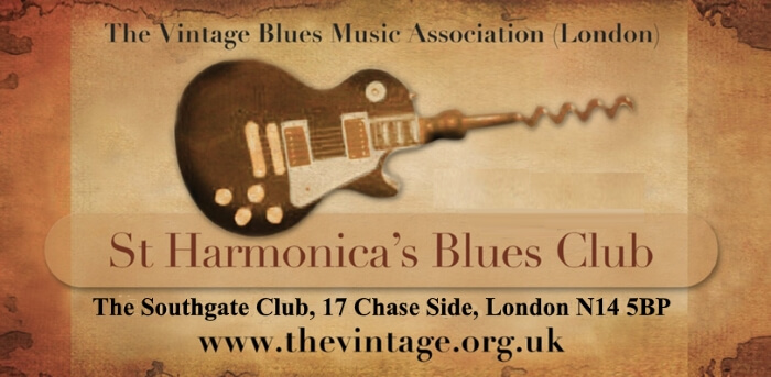 st harmonicas at the southgate club