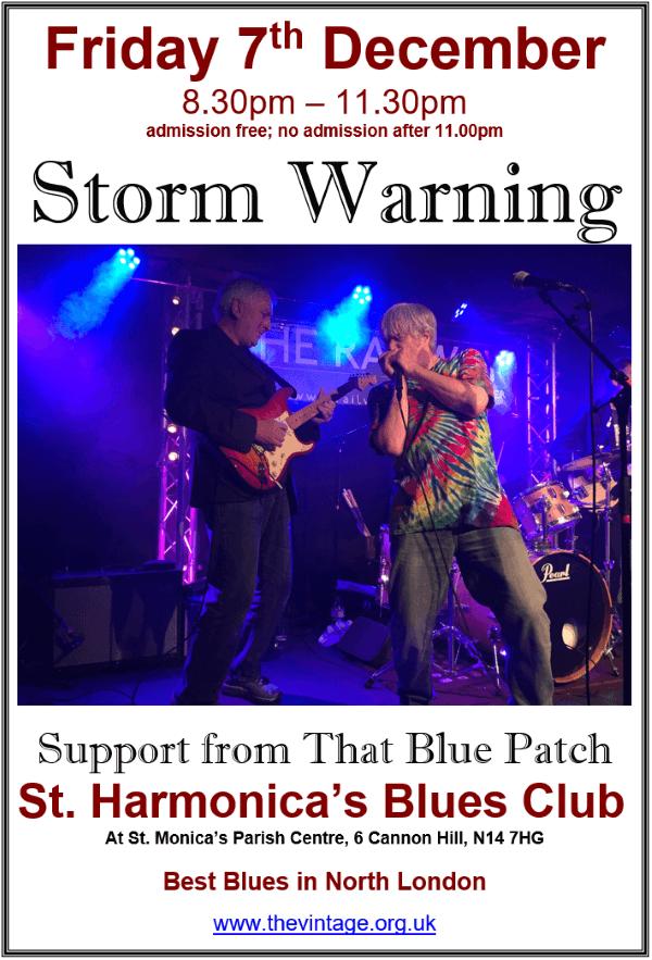 storm warning dec 2018