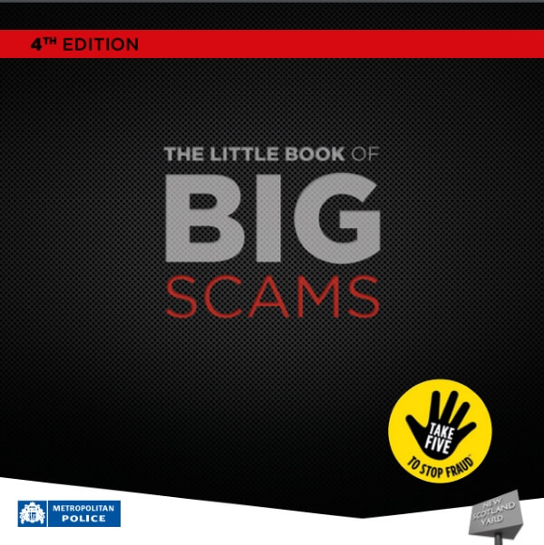 the lilttle book of big scams