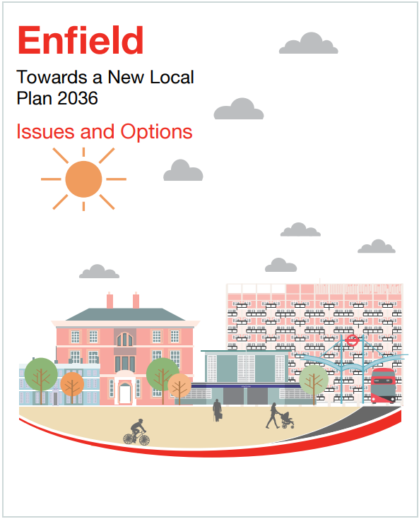 towards a new local plan issues and options cover