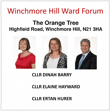 Winchmore Hill ward forum