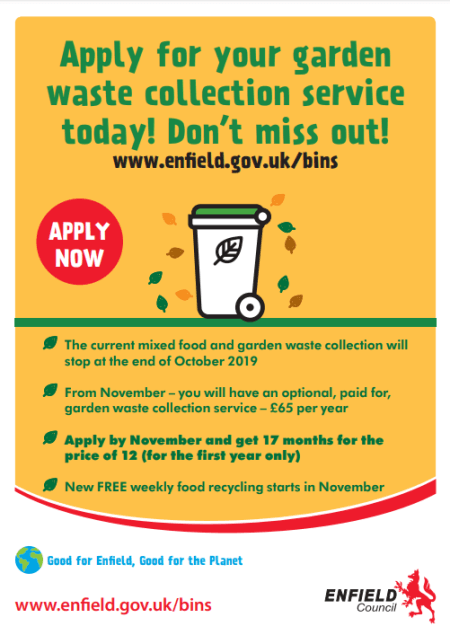 apply for green bin licence