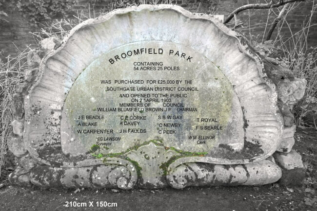 broomfield park shell with added wording