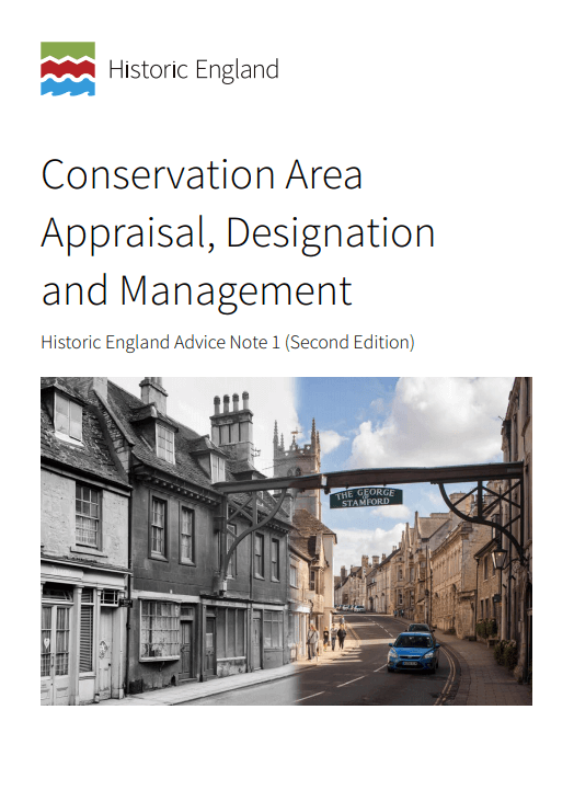 conservation area guidance cover