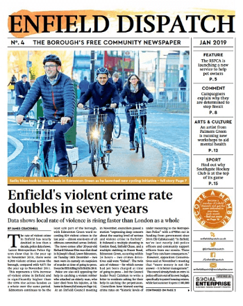 enfield dispatch jan 2019 1