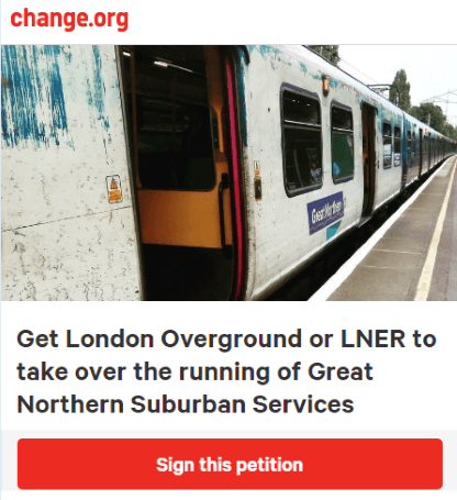 great northern petition