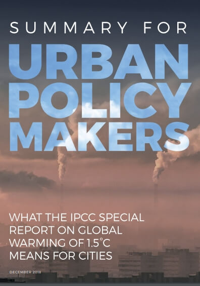 Avoiding climate catastrophe: Implications for cities - Comment by Basil Clarke