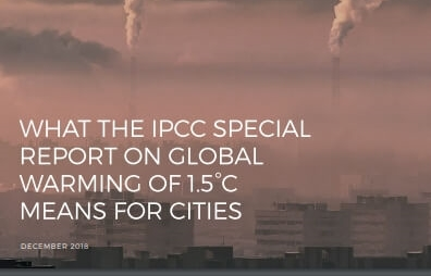 ipcc summary for urban policymakers cropped