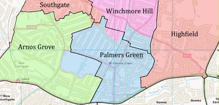 pg and arnos grove revised wards proposals 2
