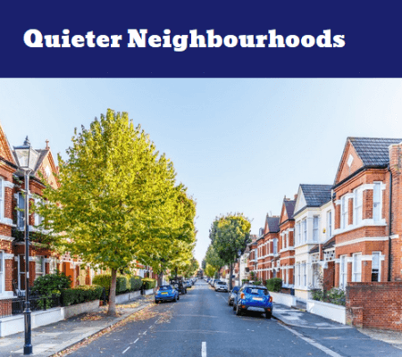 quieter neighbourhoods photo