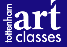 tottenham art classes logo