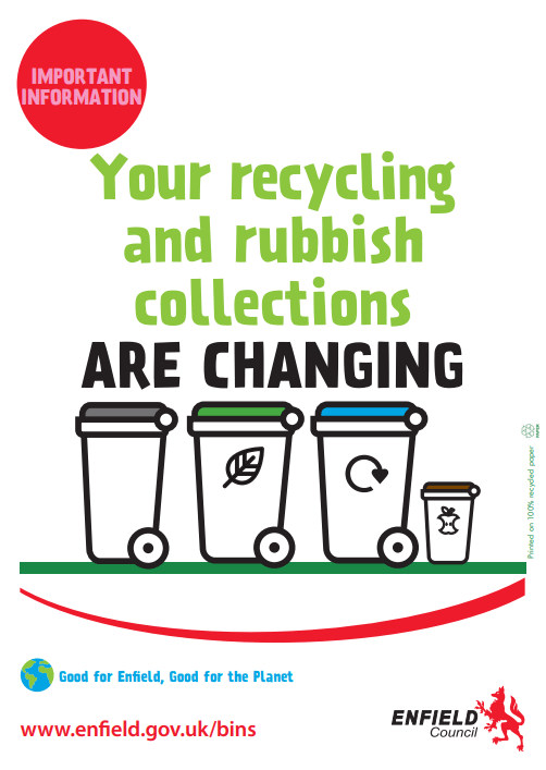 wheelie bin changes leaflet