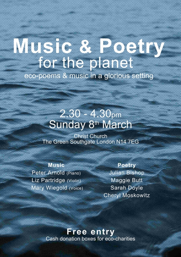 202003 music and poetry for the planet